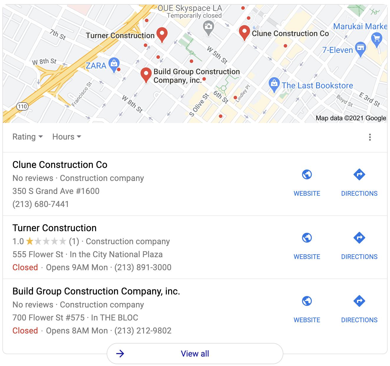 Construction SEO, SEO for Construction Company, SEO for Construction Companies