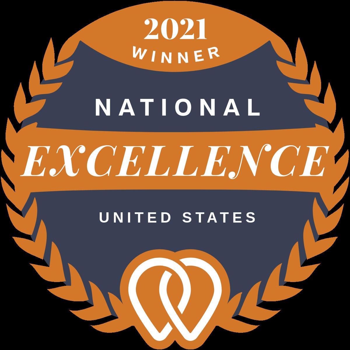 NITRO PLUG Digital Marketing UpCity National Excellence Award Winner!
