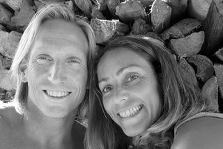 Christian Harris & Karine Nativel