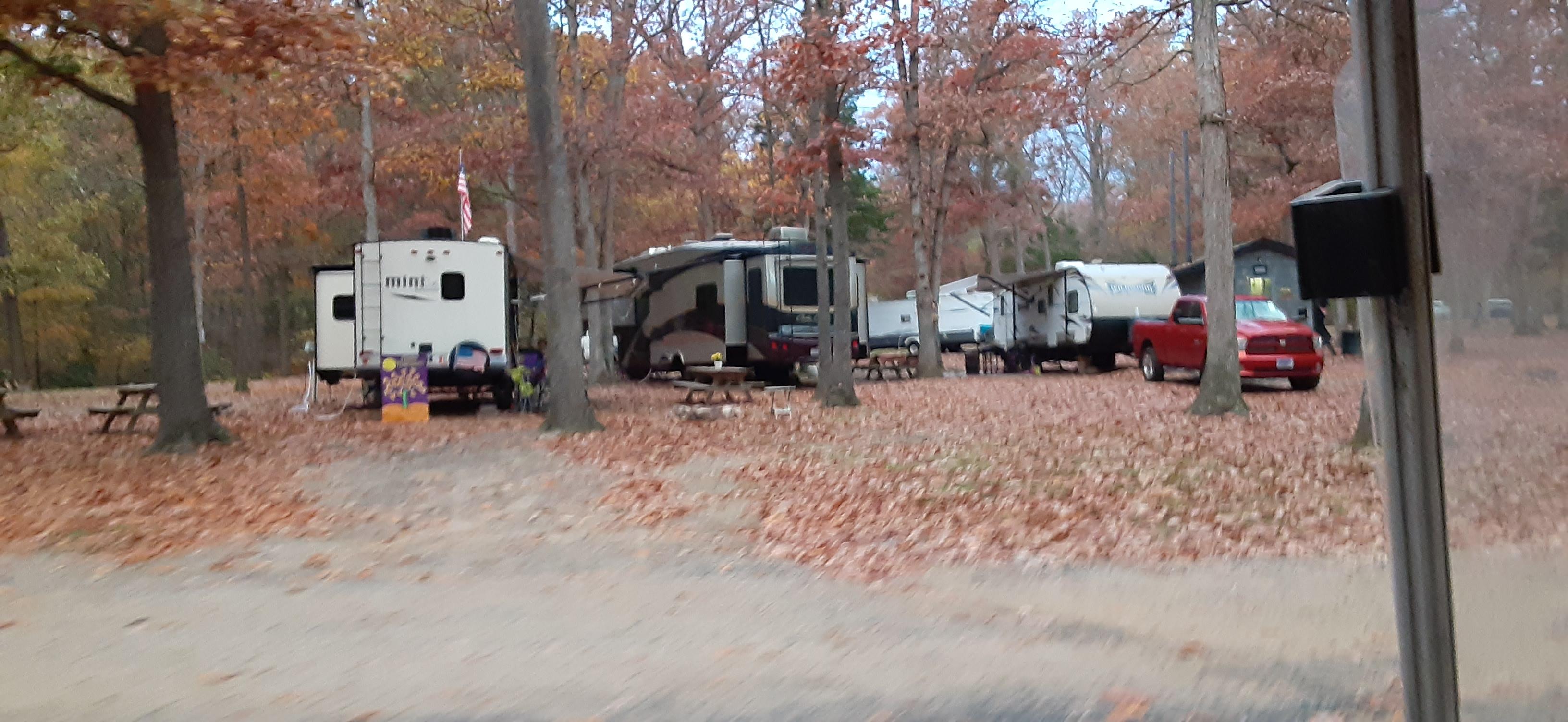 Camping at Fort Valley Ranch
