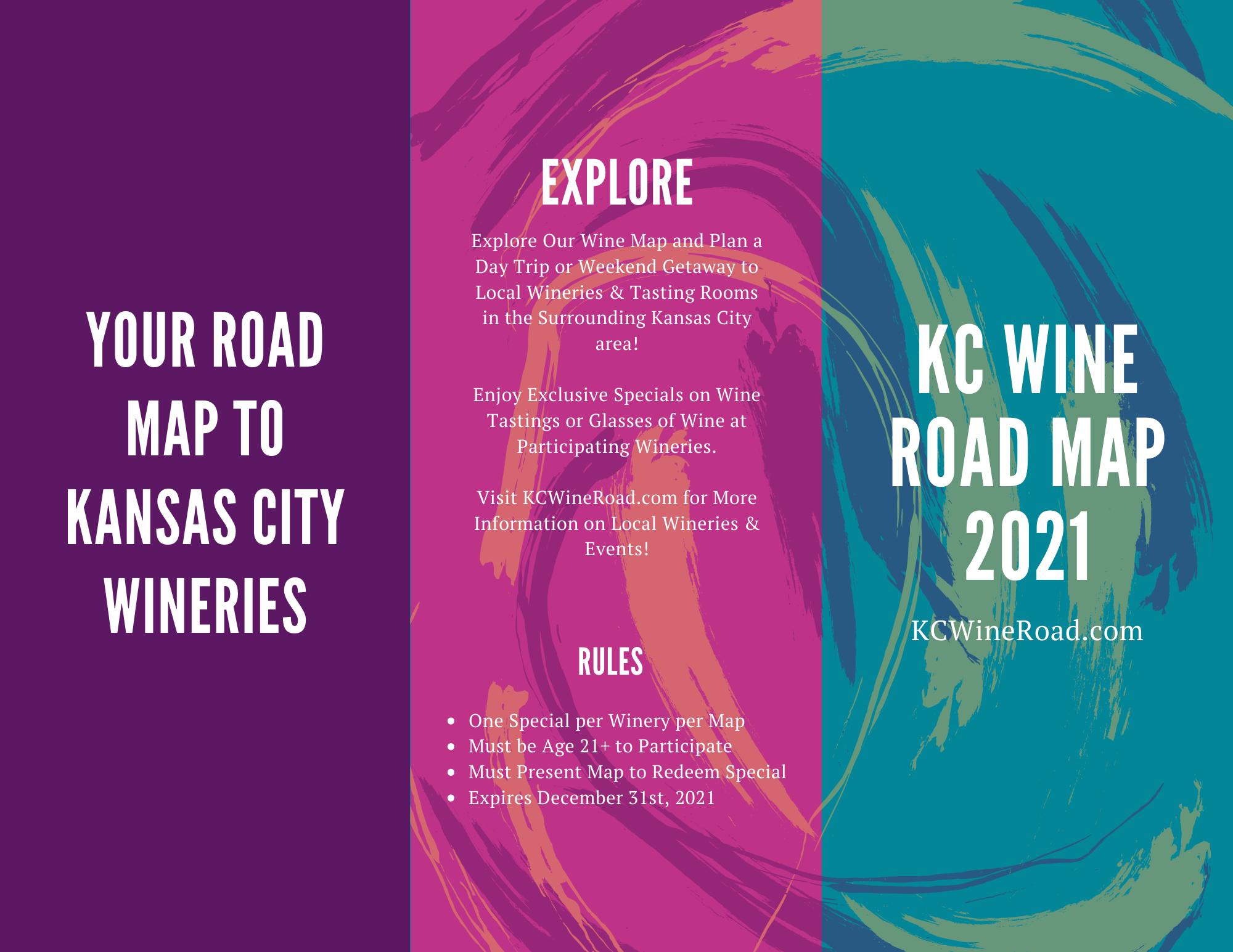 KC Wine Road Map 2020