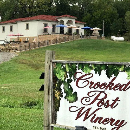 Crooked Post Vineyard & Winery