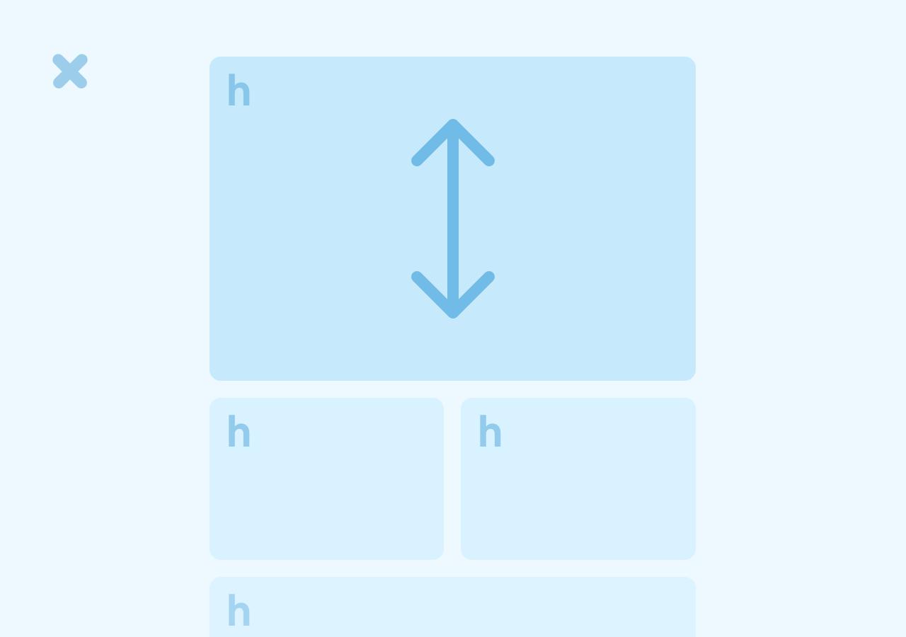 Vertical grid