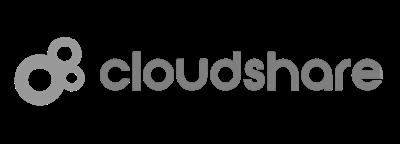 logo of cloudshare