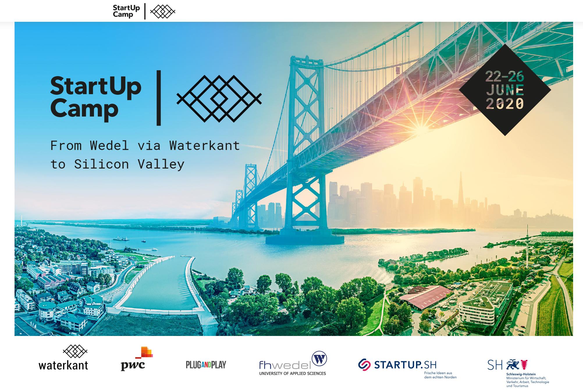 Startup Camp SH x Waterkant Festival (de/en)