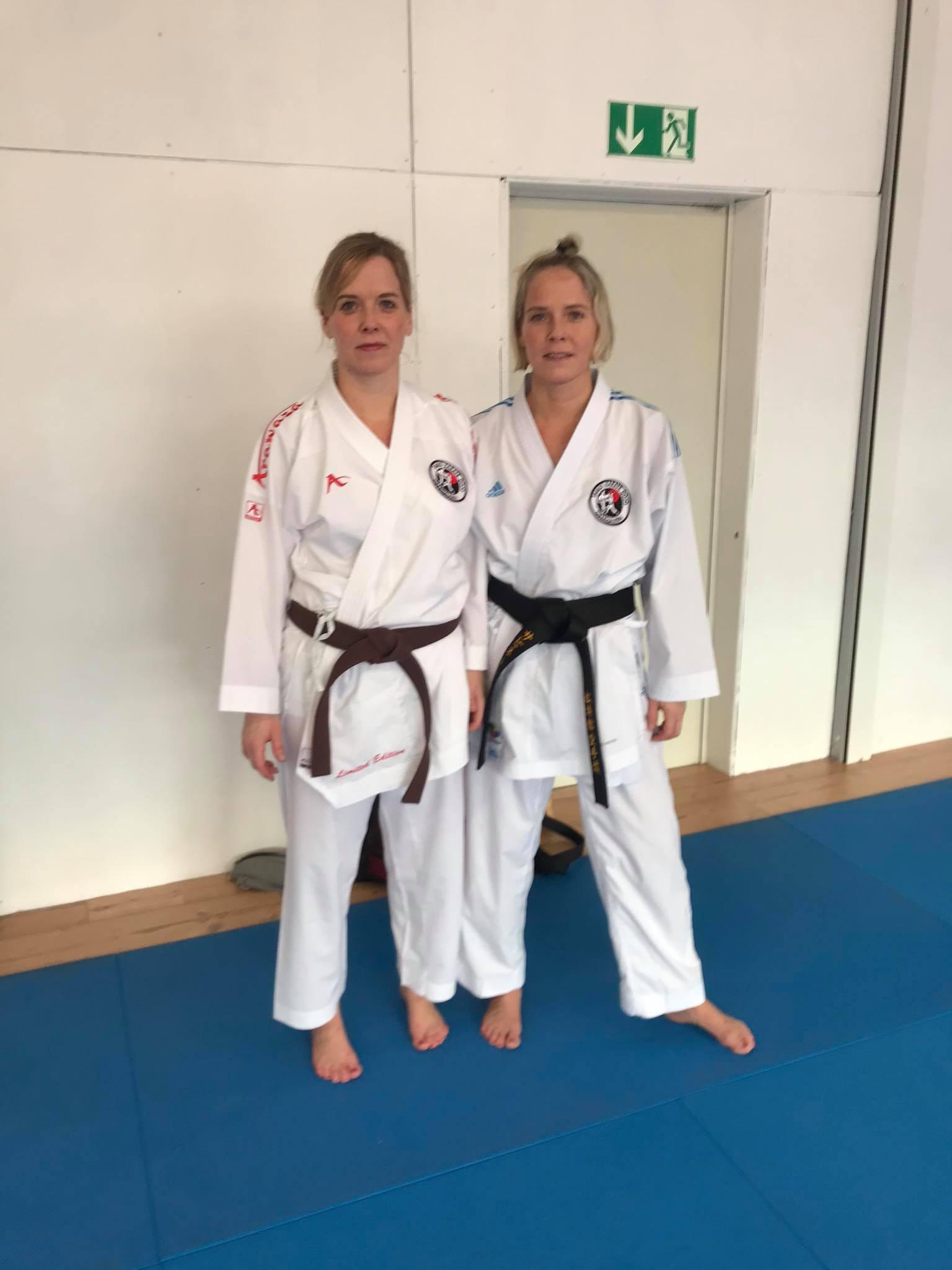 Karatebild