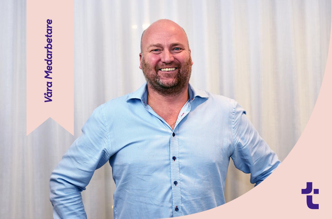 Möt Niclas Tjeder - Strategic Partner Manager