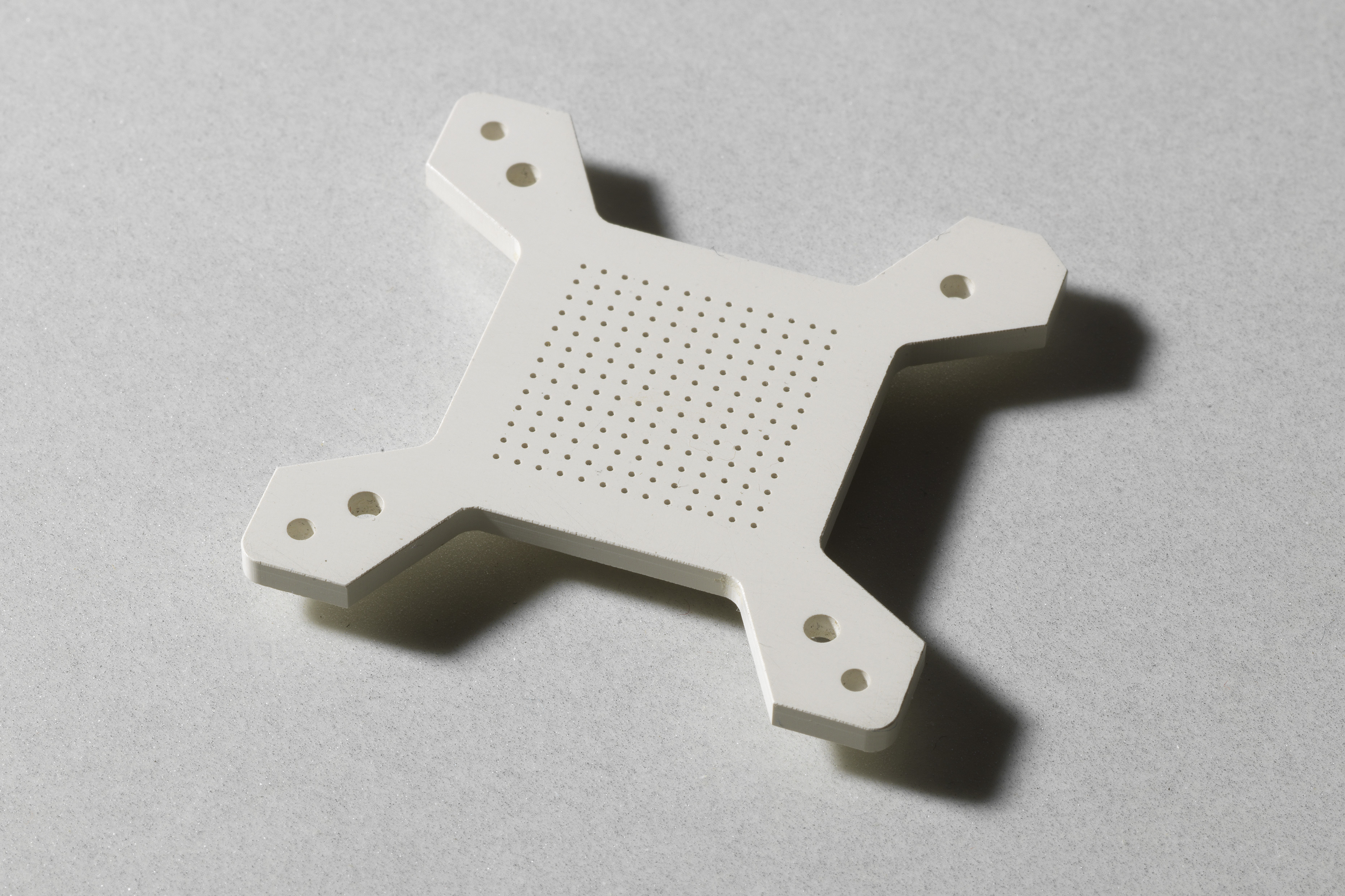 Machined Plastic Part