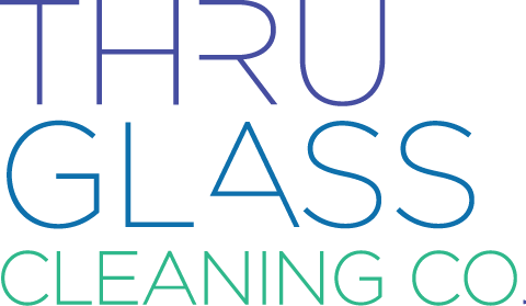Thru Glass Cleaning Company Logo
