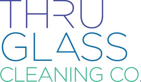 Thru Glass Cleaning Company Logo