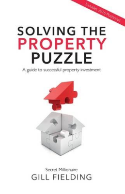 Okładka książki Solving the Property Puzzle, Gill Fielding