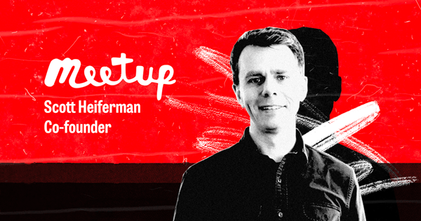 Heiferman spoke with our team about how to scale a tech company & the importance of organizing. Get the highlights from our conversation.