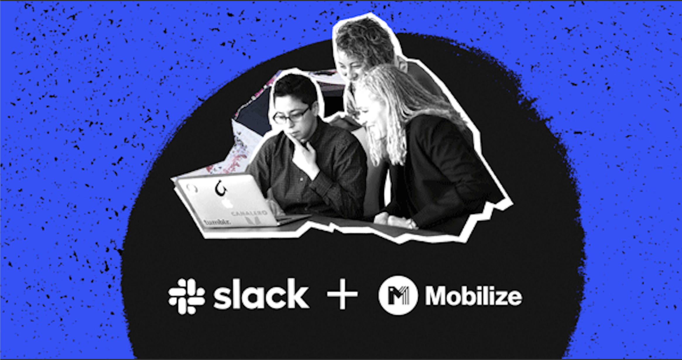 Use Slack and Mobilize together to communicate with volunteers.