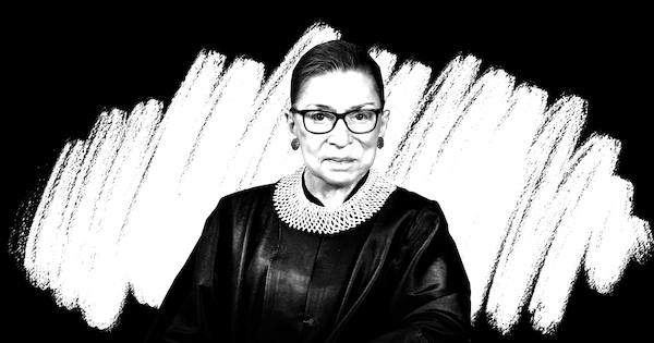 Honor Ruth Bader Ginsburg's (RBG) memory by continuing her fight for a more just, inclusive, and democratic world.