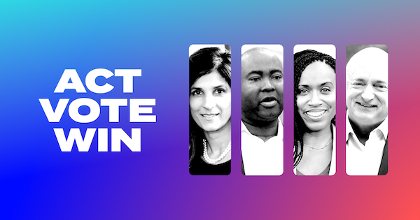 We are the change we seek. Mobilize is making it easier than ever to support down ballot Dems in critical races and runoffs.