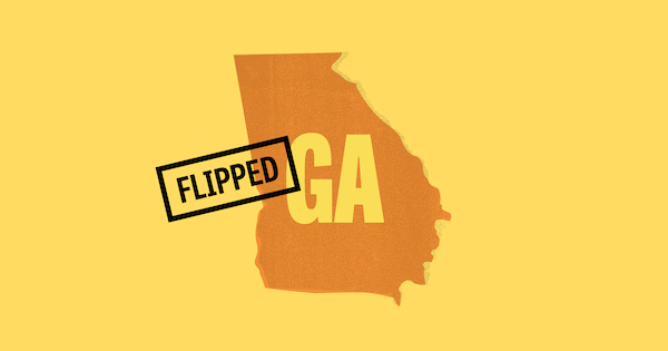 Mobilize empowered supporters, campaigns, and grassroots orgs to successfully flip Georgia in 2021. Learn more with these statistics.