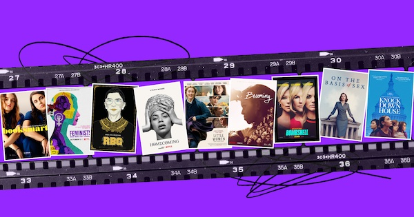 Our top picks of movies to watch for International Women's History Month.