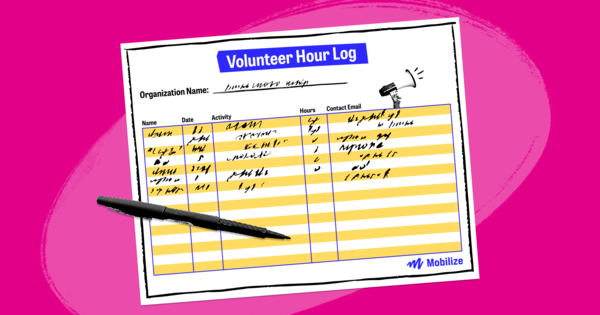 By recording volunteer hours, you will unlock the true value of your supporters' commitment and dedication to your organization and cause.