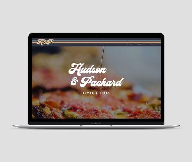 Hudson & Packard Website