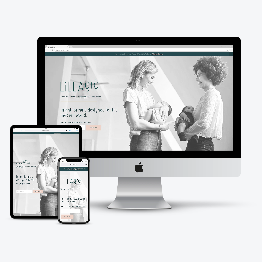 Lilla Gro Website