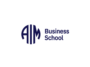 AIM Business School Logo