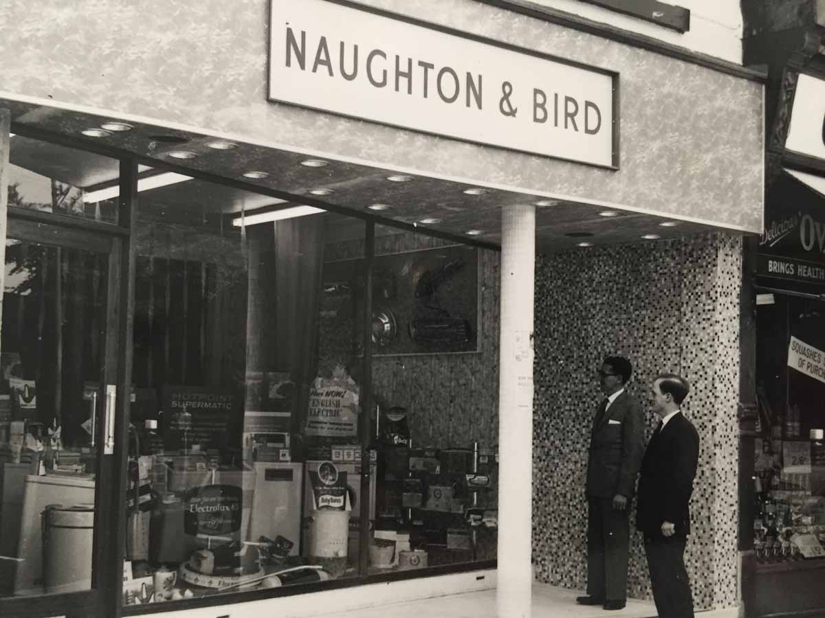 Leeds Shop 1962
