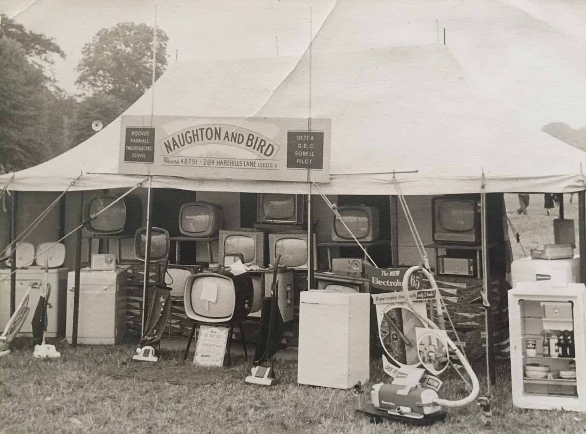 Marquee 1950s