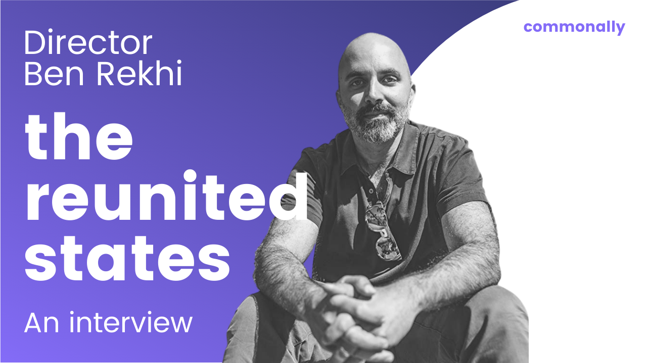 The Reunited States: The Ben Rekhi Interview