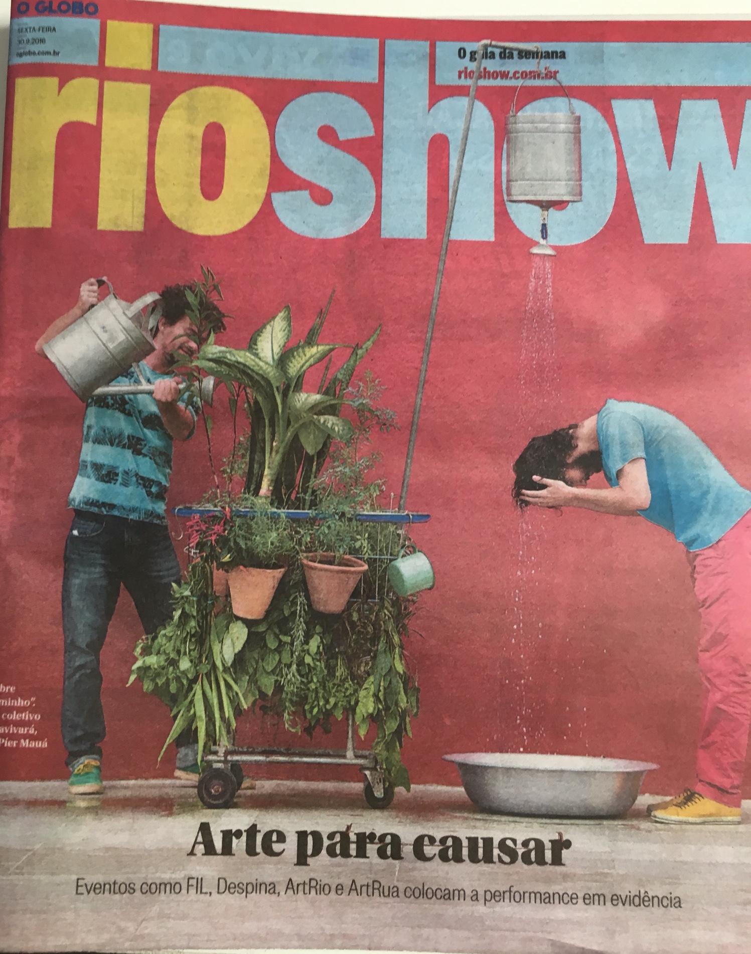 RIO SHOW: CAPA