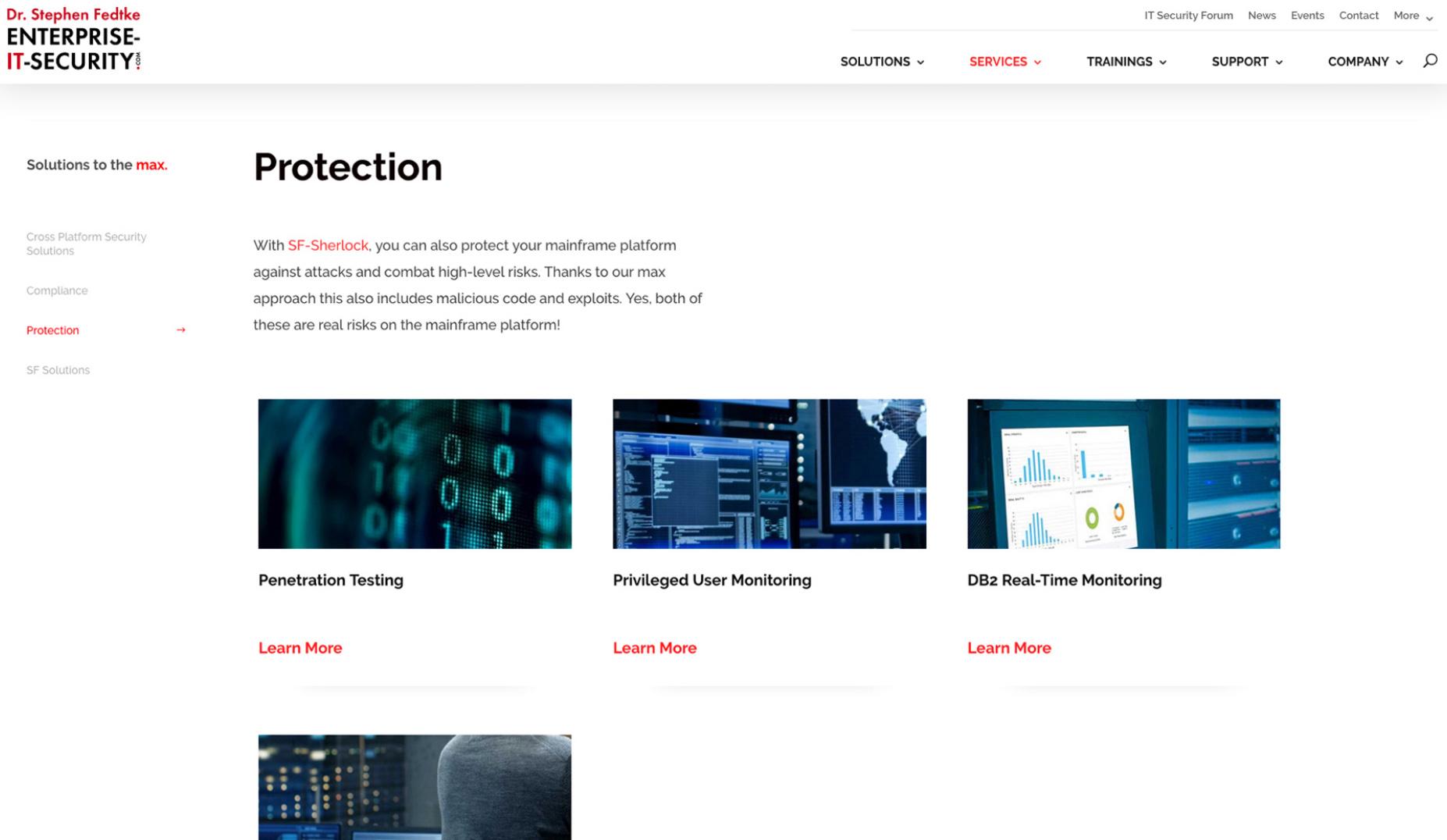 IT Security - Portfolio Image5