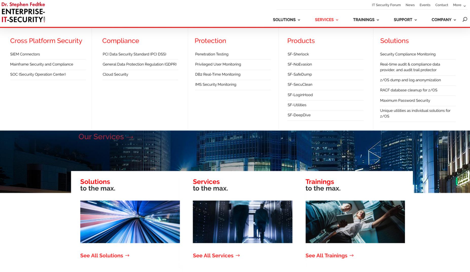 IT Security - Portfolio Image3