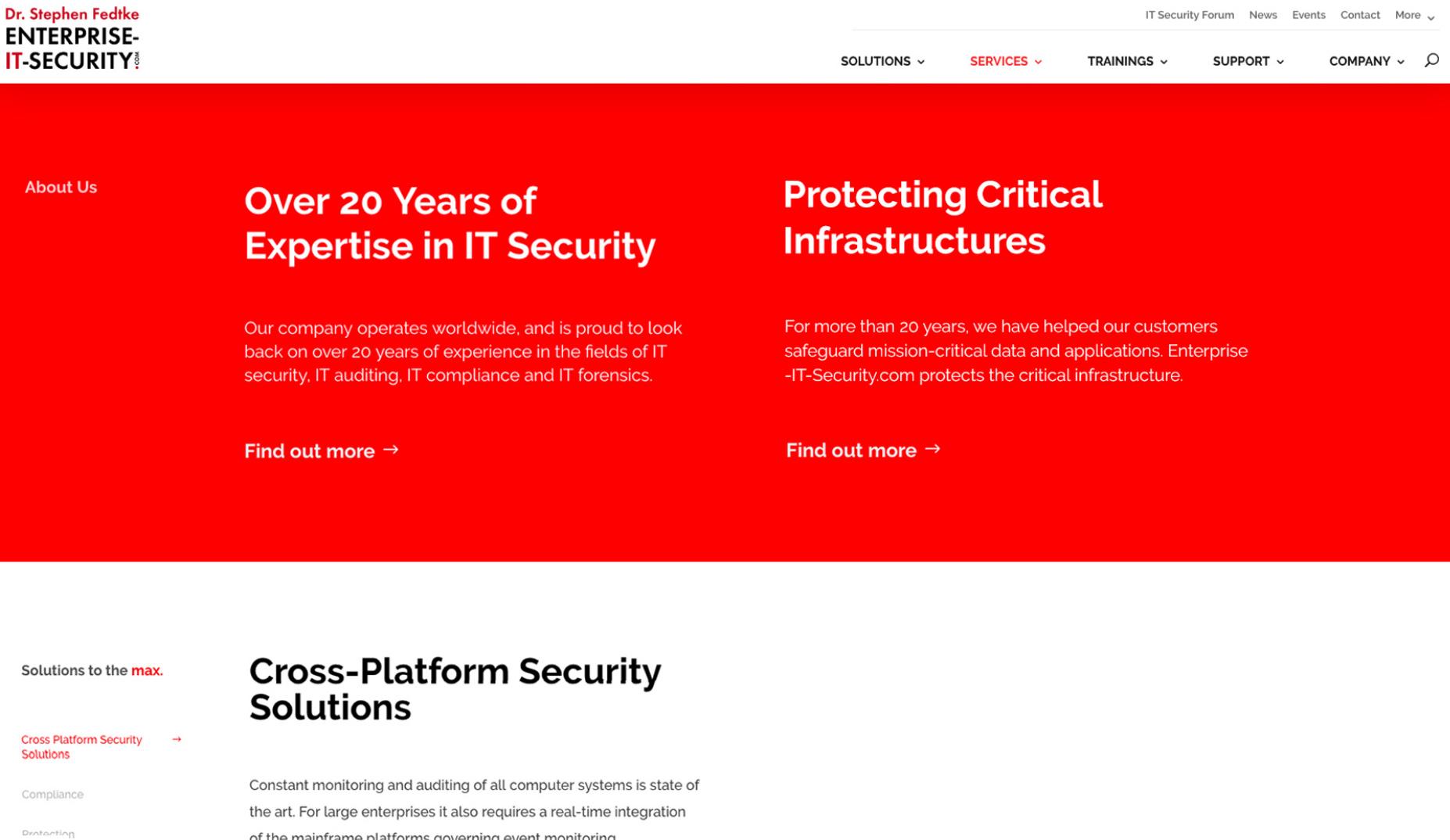 IT Security - Portfolio Image2