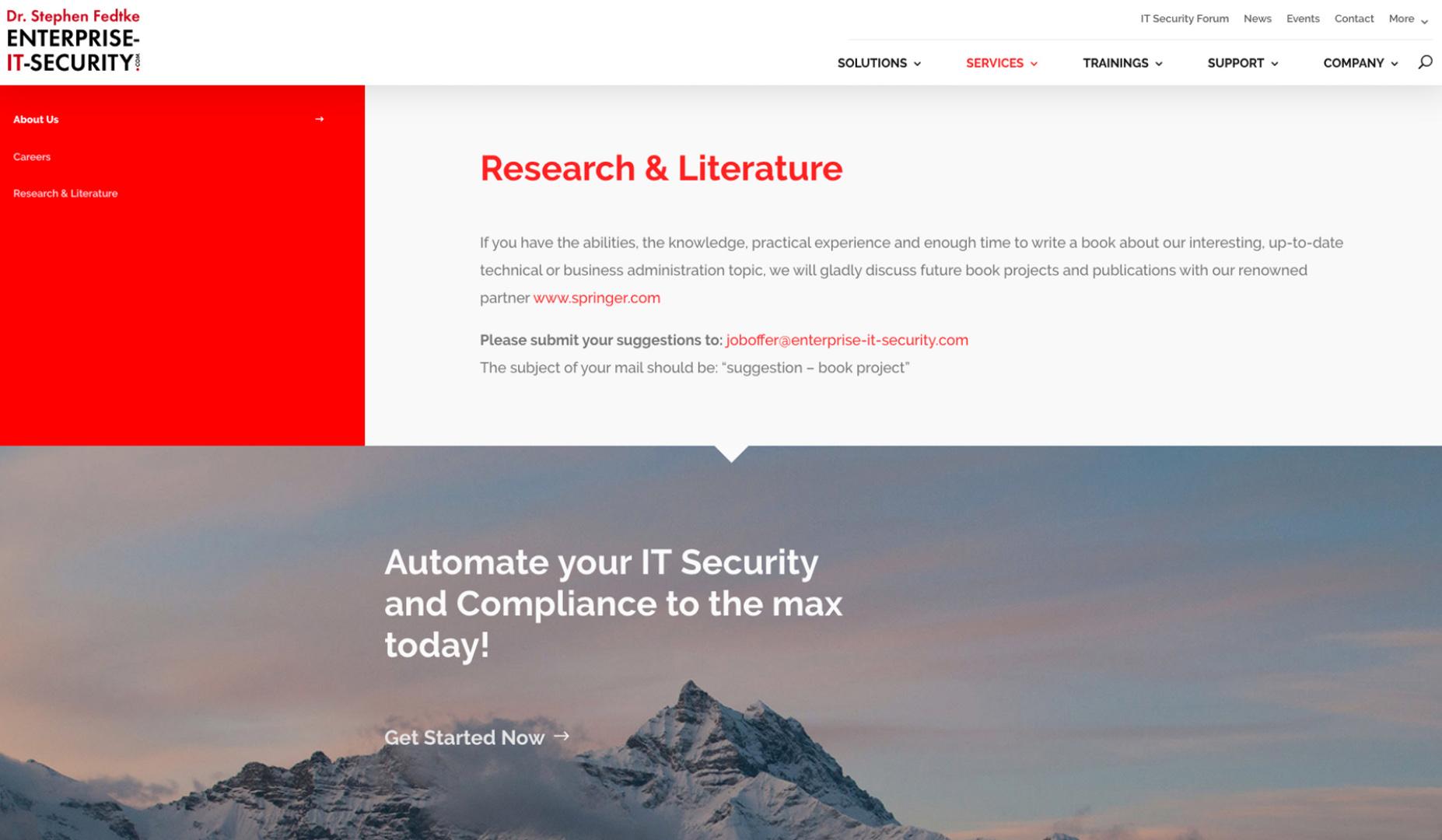 IT Security - Portfolio Image8