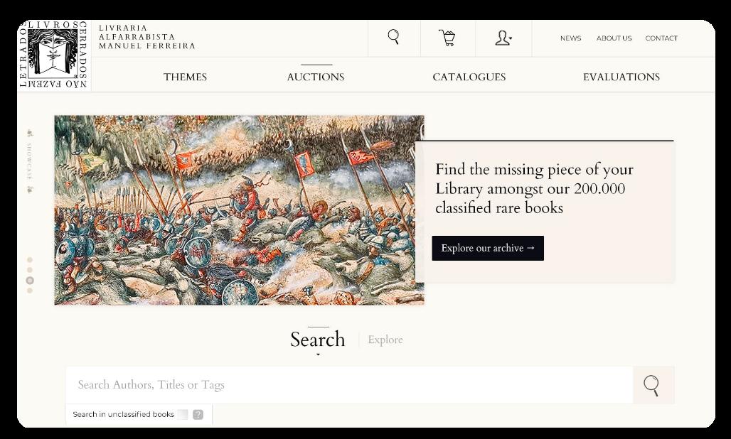 Livraria Thumbnail