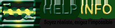 Logo Help info