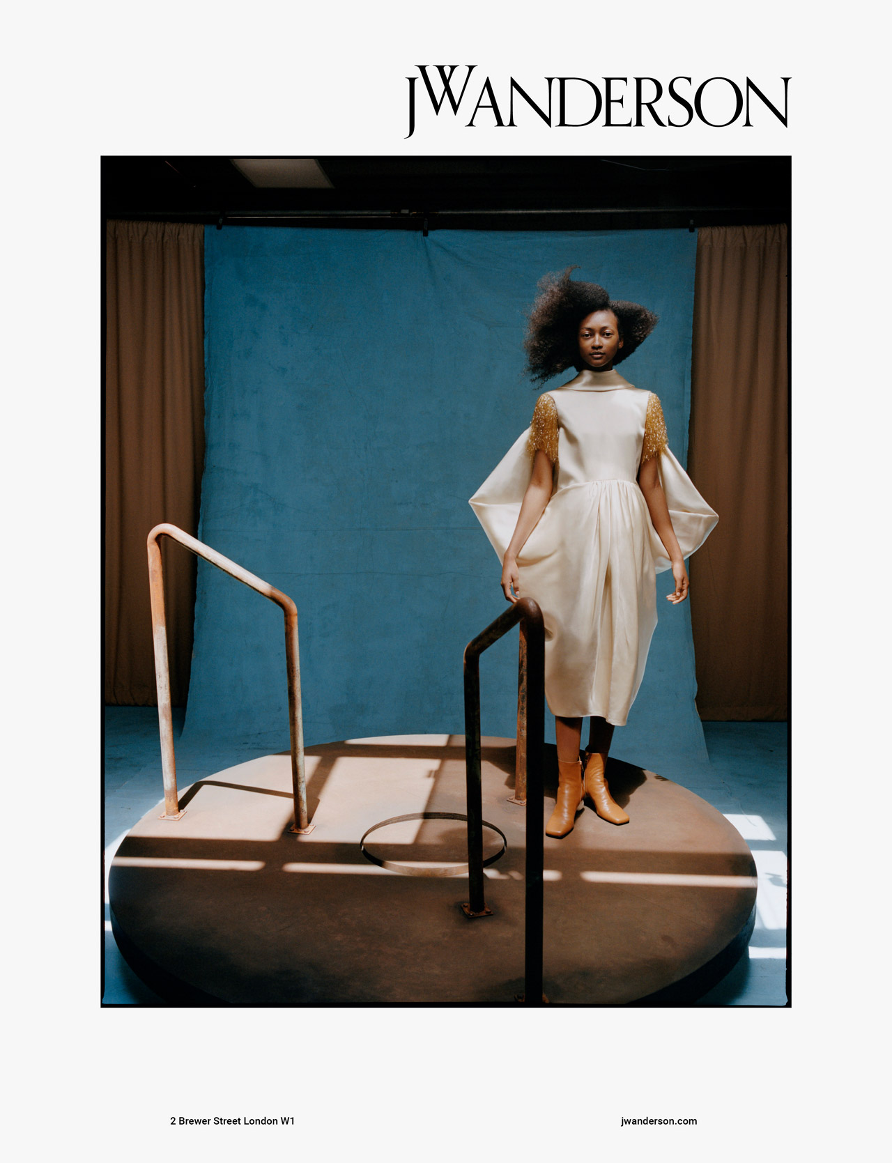 The JW Anderson FW20 ad campaign.