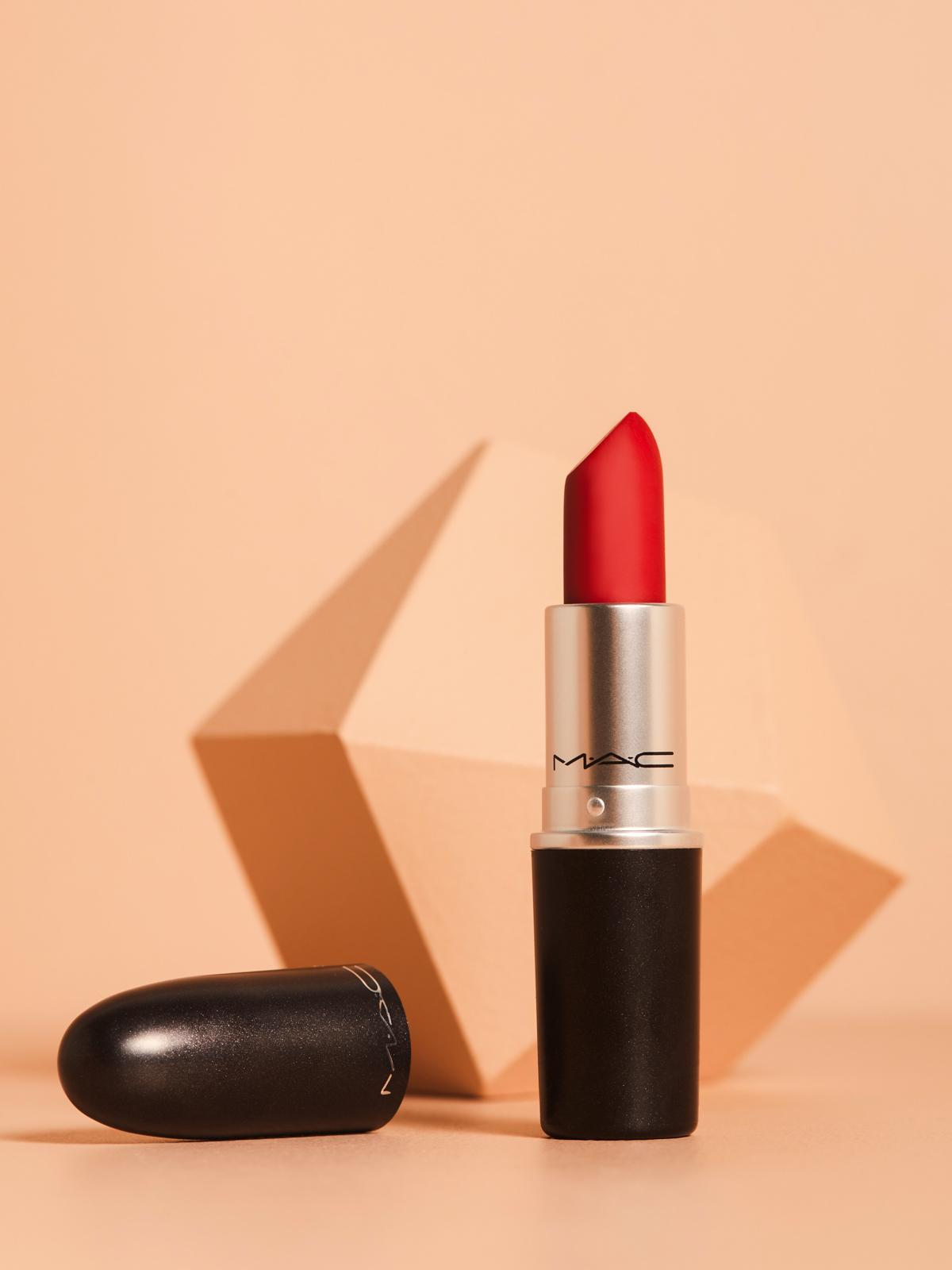 Currant Magazine presents a beauty holy grail: MAC Retro matte lipstick.