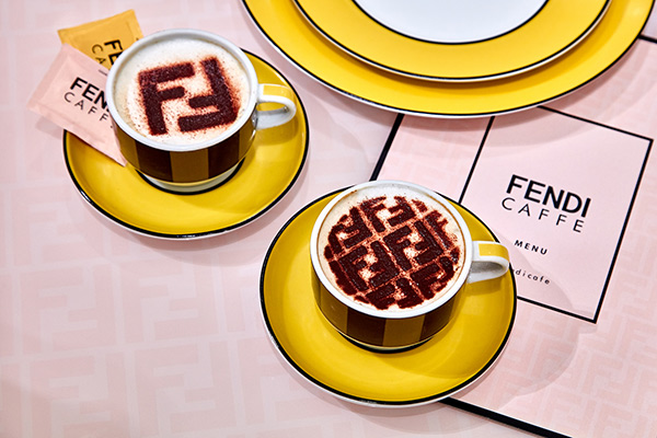 The FENDI Caffe