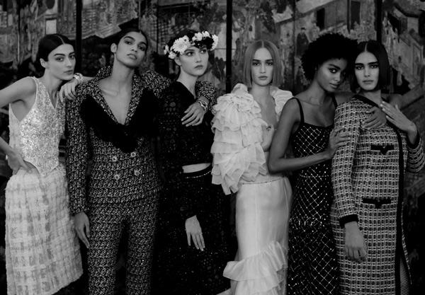 Chanel Haute Couture SS21 By Anton Corbijn