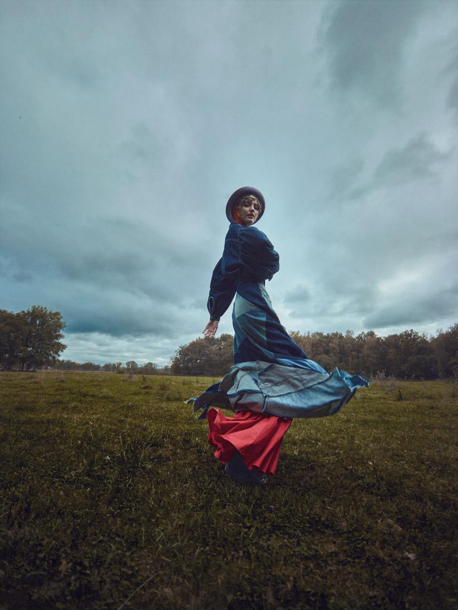 Fashion Photography Editorial Ronald van der Kemp