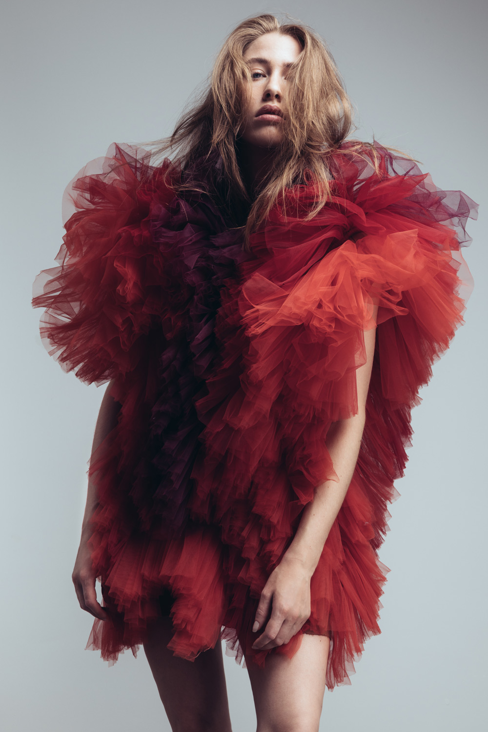 This month we're featuring Dutch artist Lennert Antonissen. Lennert is a fashion photographer based in Amsterdam.