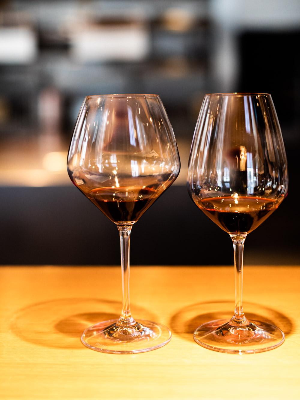 Restaurant 212 Amsterdam Wines