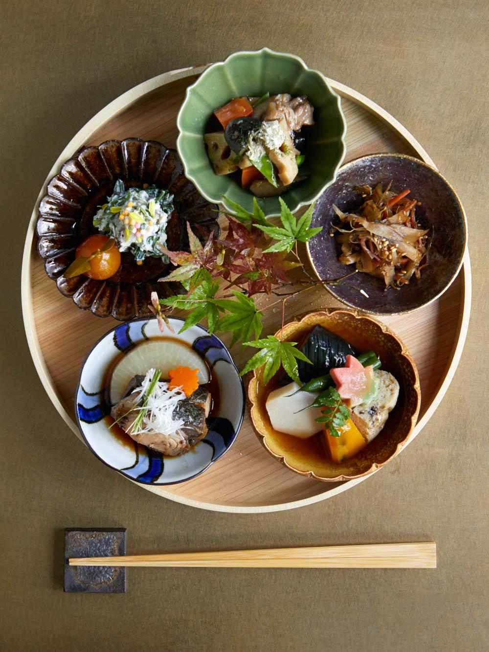 Aman Kyoto Food