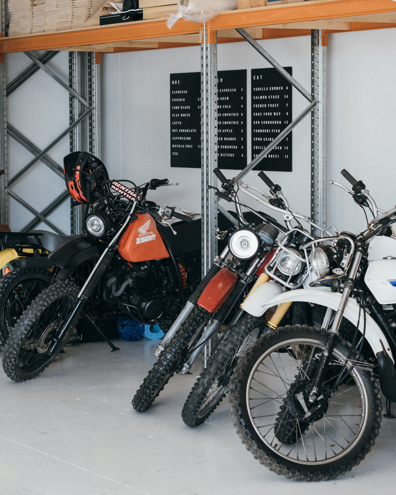 George & Willy Motorcycles