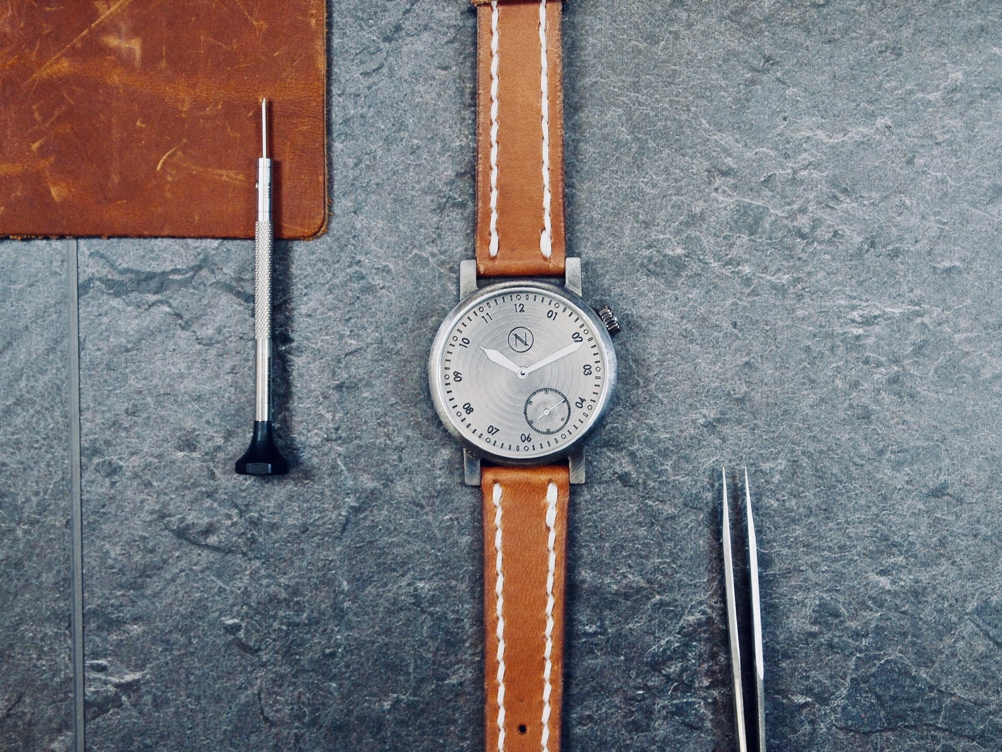 The Coalbanks: Barrow 1885 SS Edition Watch