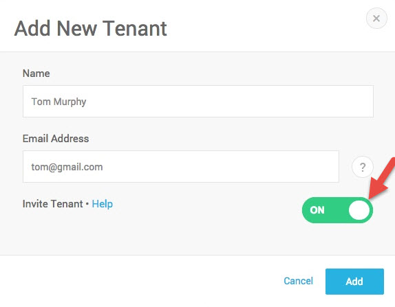 How to Invite your Tenant into rentmyestate