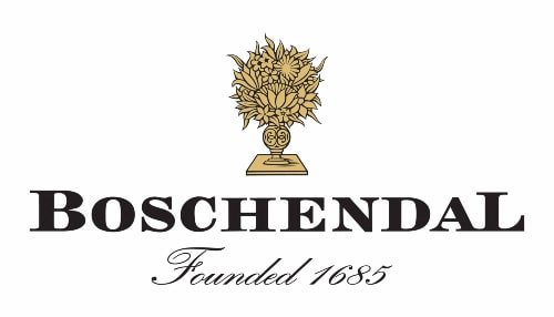 The logo of weddings, functions and events venue, Boschendal Wine Estate