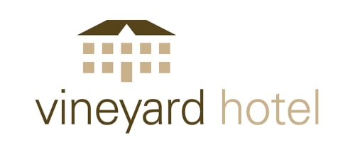 Claremont, Cape Town hotel & functions venue, Vineyard Hotel logo.