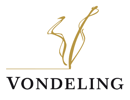 The logo of Vondeling Wines, Paarl Wedding, Events and Function venue in South Africa.
