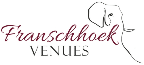 A beautiful logo for a wedding & events management company based in Franschhoek.